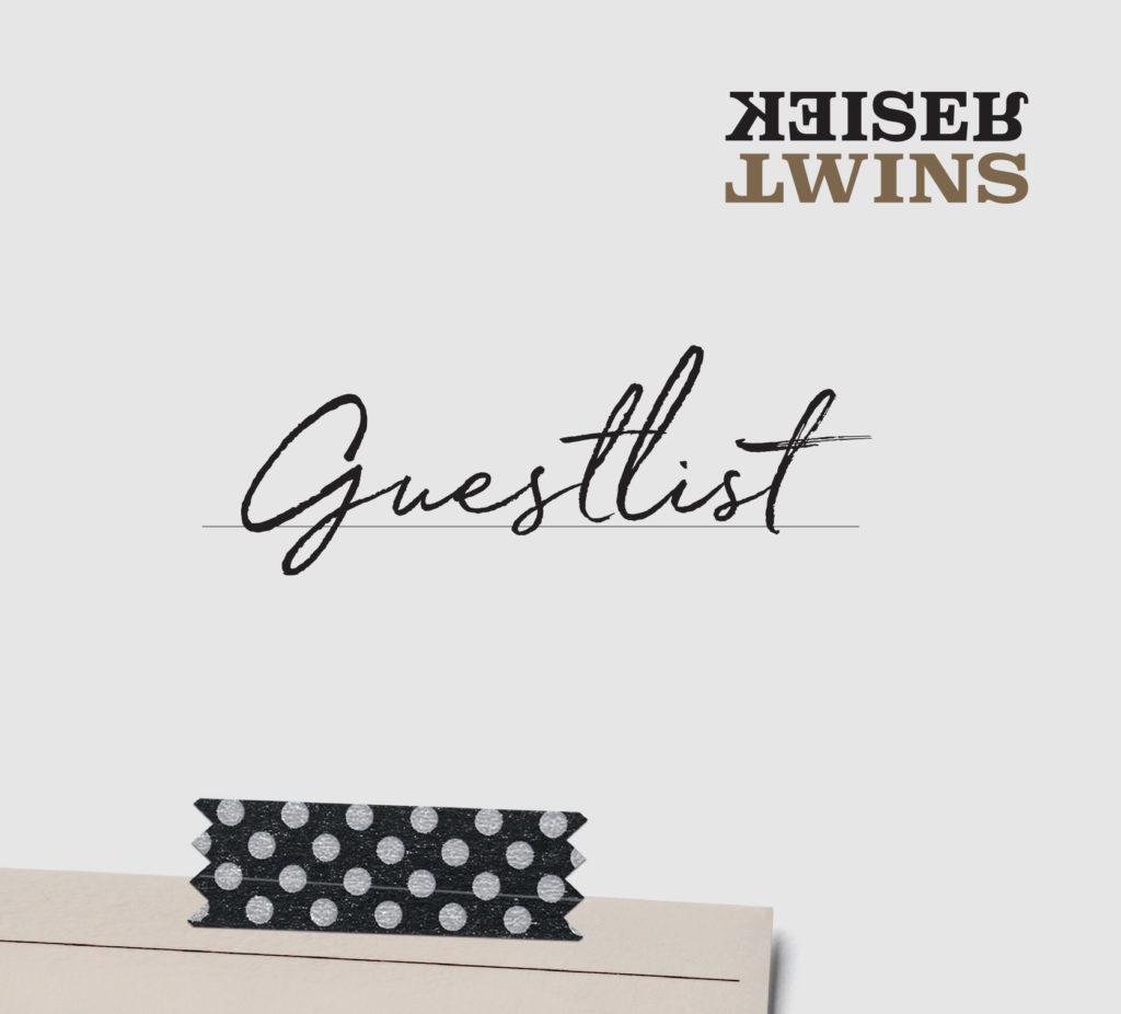 Keiser Twins - Guestlist 1